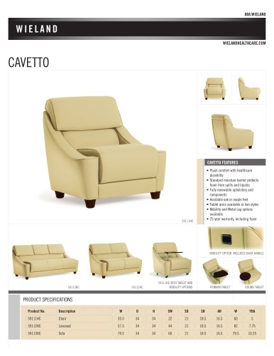 Cavetto: Lounge Chair