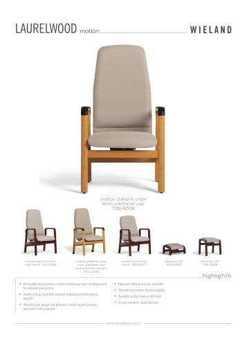 laurelwood- motion chair