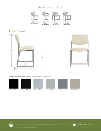 accent seating for behavioral health