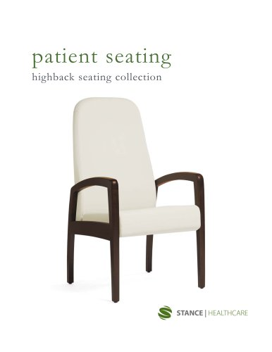 Highback Patient Seating