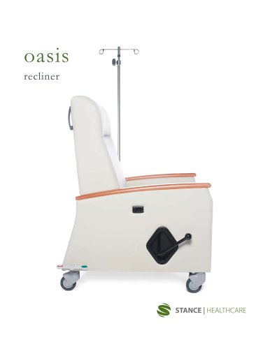 Treatment Recliner:Oasis