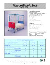 Monroe Electric Beds