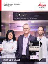 BOND-III Fully Automated IHC and ISH Stainer