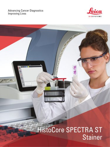 HistoCore SPECTRA ST Stainer