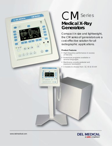 Del Medical CM Series