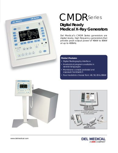 Del Medical CM Series DR