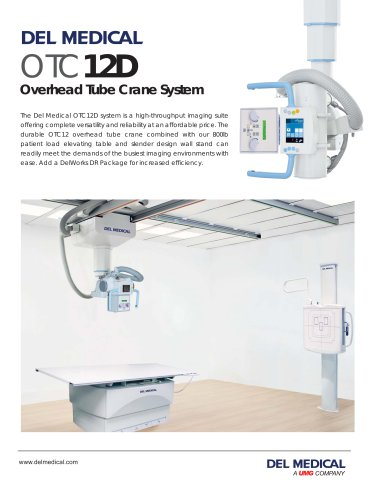 Del Medical OTC12D