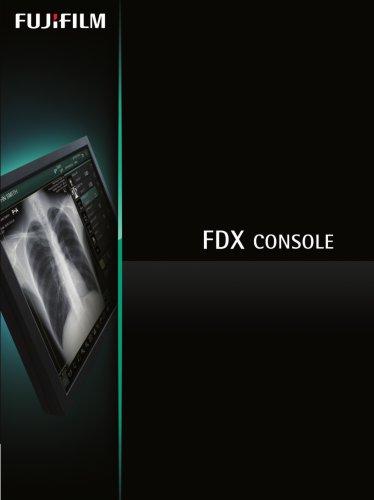 FujiFilm FDX Console