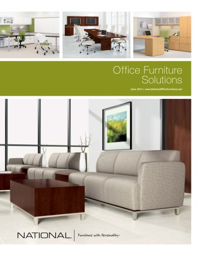 Catalogue - National Office Furniture - PDF Catalogs  Technical