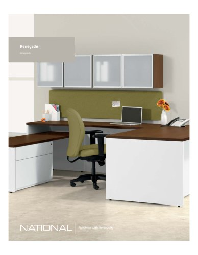 Renegade - National Office Furniture - PDF Catalogs  Technical