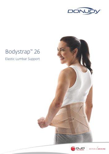Bodystrap™ 26 Elastic Lumbar Support