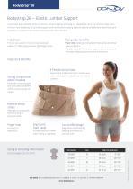 Bodystrap™ 26 Elastic Lumbar Support - 2