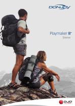 Playmaker II Sleeve