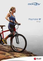 Playmaker II Wrap