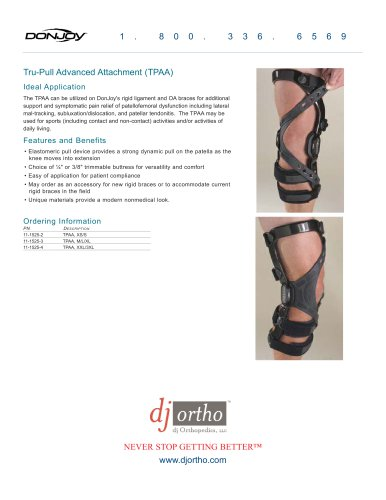 Tru-Pull Advanced Attachment (TPAA)
