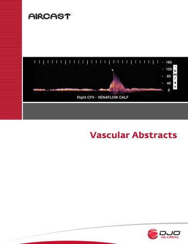 Vascular Abstracts