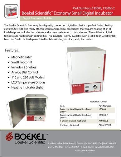 Boekel Scientific™ Economy Small Digital Incubator Digital, Economical, Reliable