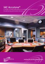 Accutone Studio Absorption Panels - 1