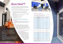 Accutone Studio Absorption Panels - 2