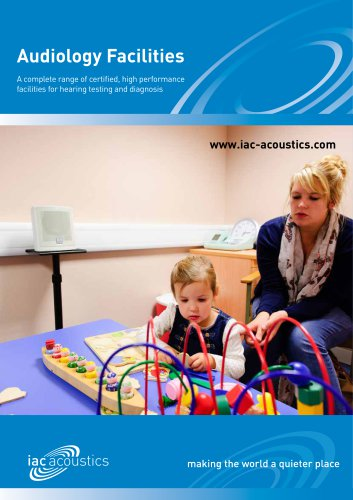 Audiology Brochure