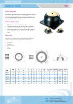 Round Cone Mounts - DRD - 1