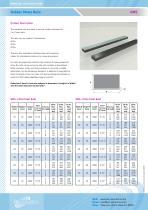 Rubber Metal Rails - GMS - 1