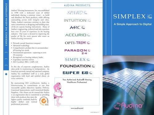 SIMPLEX A Simple Approach to Digital
