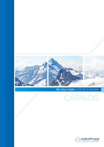 Catalogue Medifroid