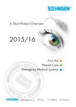 International Catalogue 2015/2016 - 1