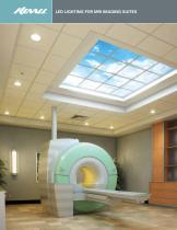 Kenall LED Lighting for MRI Imaging Suites