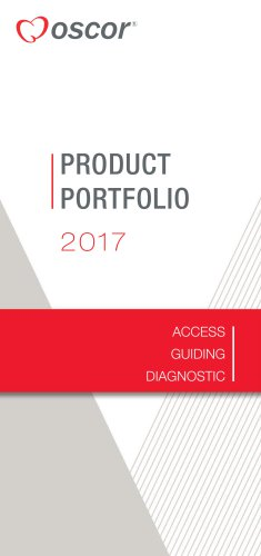 OSCOR® Product Portfolio 2017
