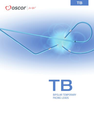 TB BIPOLAR TEMPORARY PACING LEADS