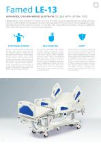 HOSPITAL BEDS TRANSPORT TROLLEYS FOR PATIENTS - PRODUCT CATALOGUE - 4