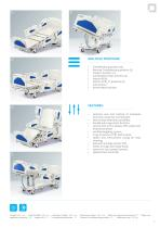 HOSPITAL BEDS TRANSPORT TROLLEYS FOR PATIENTS - PRODUCT CATALOGUE - 5