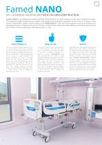 HOSPITAL BEDS TRANSPORT TROLLEYS FOR PATIENTS - PRODUCT CATALOGUE - 6