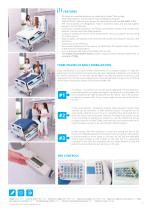 HOSPITAL BEDS TRANSPORT TROLLEYS FOR PATIENTS - PRODUCT CATALOGUE - 7