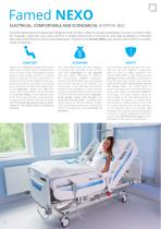 HOSPITAL BEDS TRANSPORT TROLLEYS FOR PATIENTS - PRODUCT CATALOGUE - 8