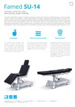 OPERATING TABLES - CATALOGUE OF PRODUCTS - 10