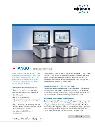 TANGO Series