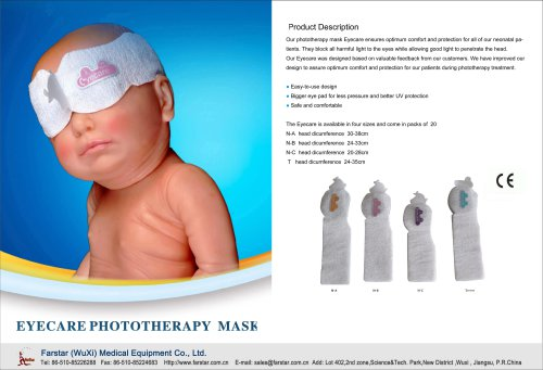Eye Care Phototherapy Mask