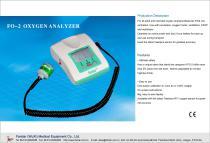 FO-2 Oxygen Analyzer