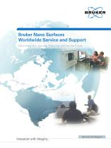 Bruker Nano Surfaces Worldwide Service and Support