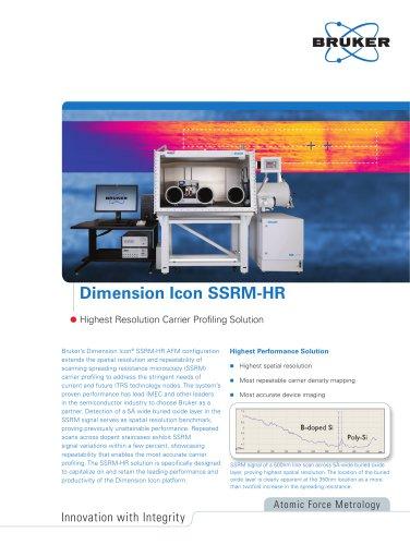 Dimension Icon SSRM