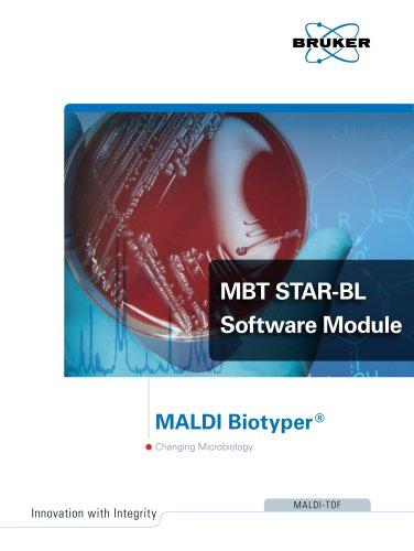 MBT STAR-BL Software