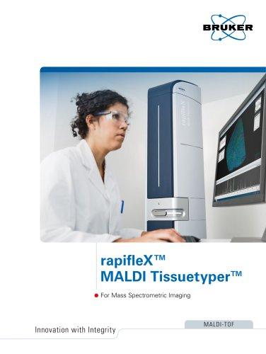 rapifleX MALDI Tissuetyper