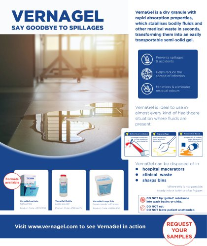 Avoid spillages