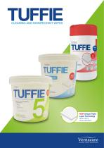 Tuffie Cleaning And Disinfectant Wipes - 1