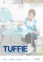 Tuffie Cleaning And Disinfectant Wipes - 6