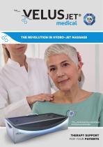 VelusJet medical brochure