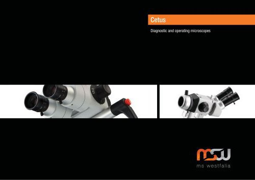Microscopes and Colposcopes Cetus